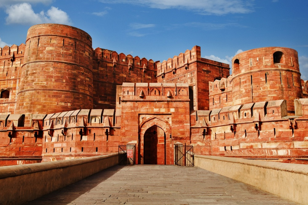 Agra Fort, Same Day Trip to Agra