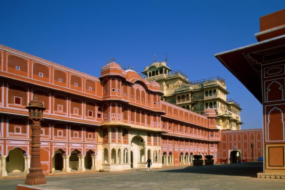 City Palace, Exotic Tours India