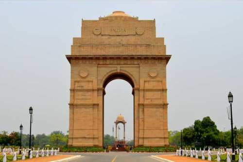 India Gate, Cultural Tour of Rajasthan