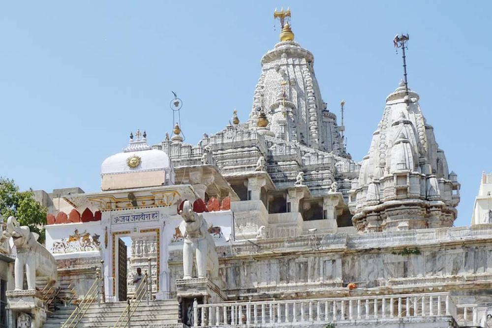 Jagdish Temple Udaipur, Festival Tour of rajasthan