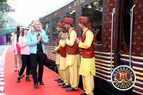 maharaja express luxury train