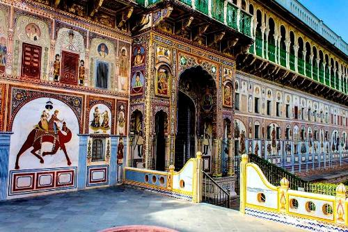 mandawa haveli india