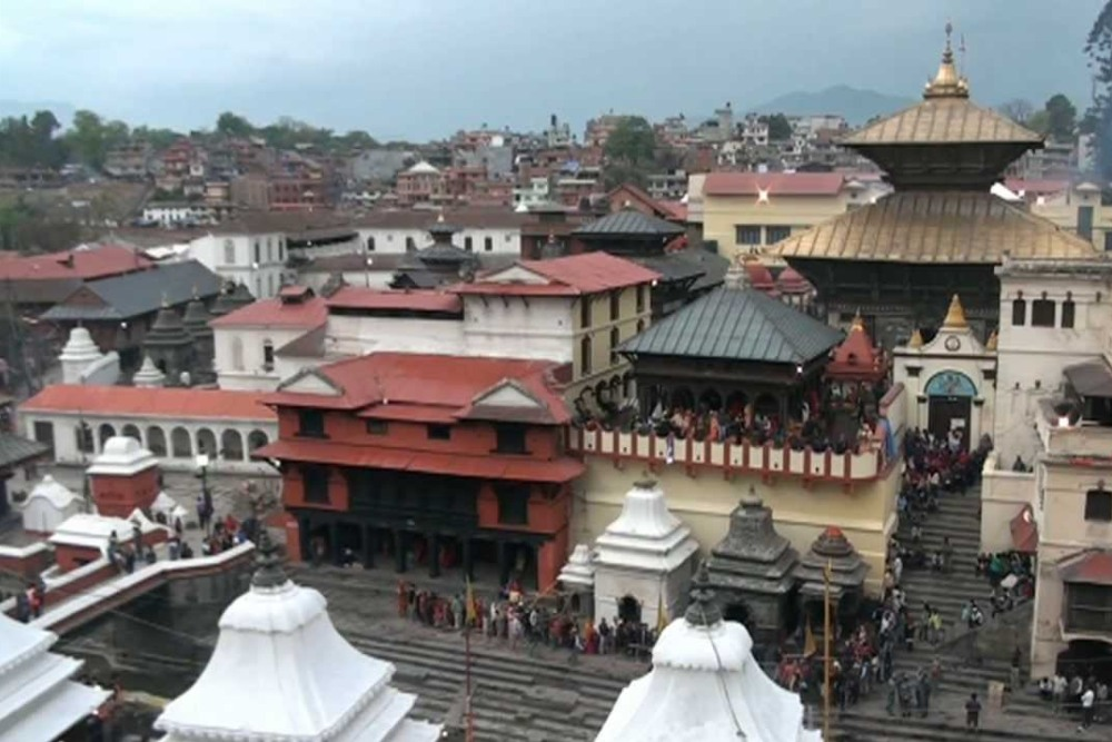 Pashupatinath temple, North India Tourism